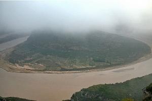 乾坤湾黄河漂流
