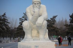 哈尔滨太阳岛雪博会