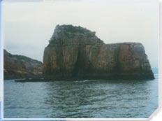 舟山普陀六横列岛