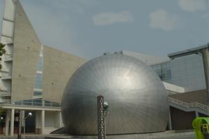 武汉地大逸夫博物馆